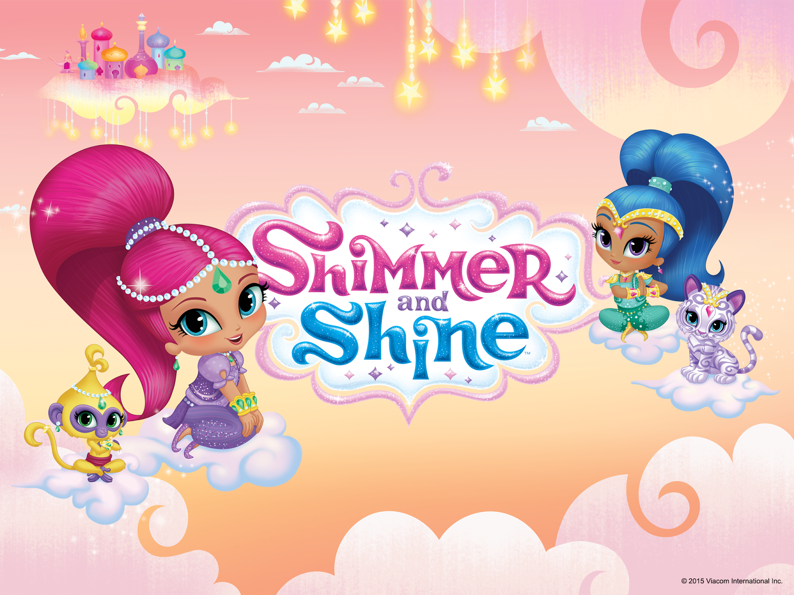 Shimmer And Shine Png Images, png collections at sccpre.cat.