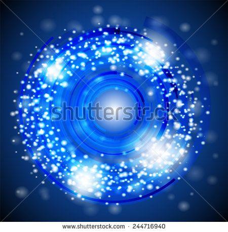 Shimmering Lights Stock Vectors & Vector Clip Art.