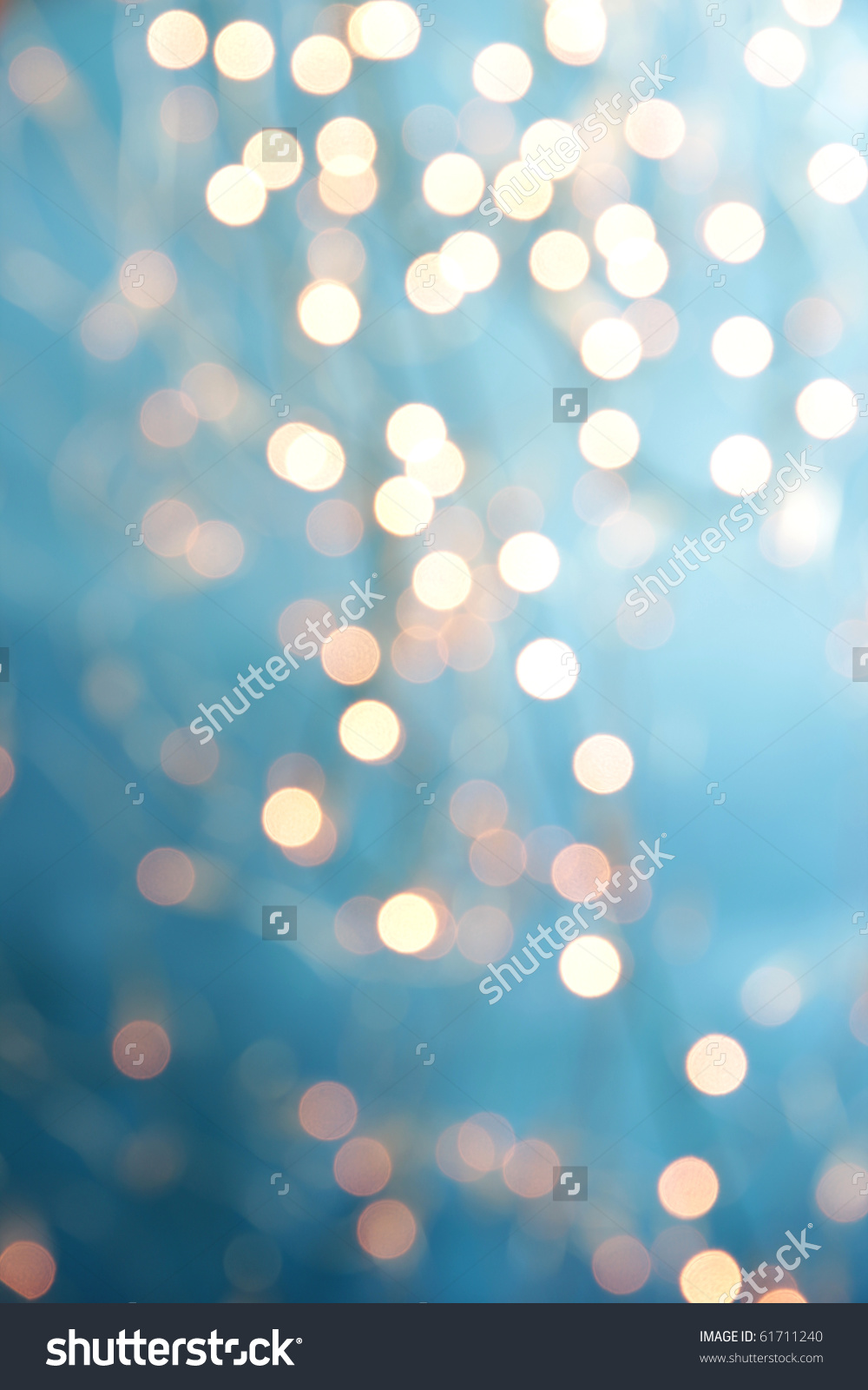 Shimmering Blur Background Shining Lights Stock Photo 61711240.