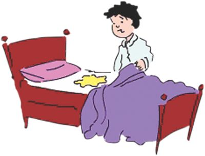 Bedwetting in children: When to worry.