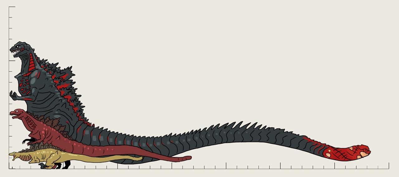 Shin Godzilla Clipart.
