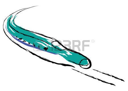 106 Shinkansen Train Stock Vector Illustration And Royalty Free.