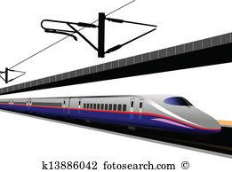 Shinkansen Clipart Illustrations. 15 shinkansen clip art vector.