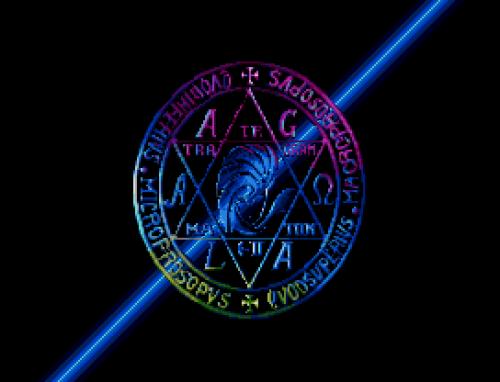 shin megami tensei logo.