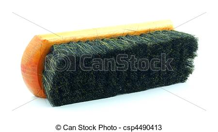 Stock Photos of Shoe brush.