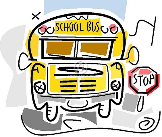 Free School Bus Clip Art.