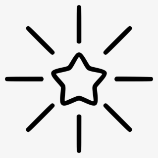 Free Star Shine Clip Art with No Background , Page 2.
