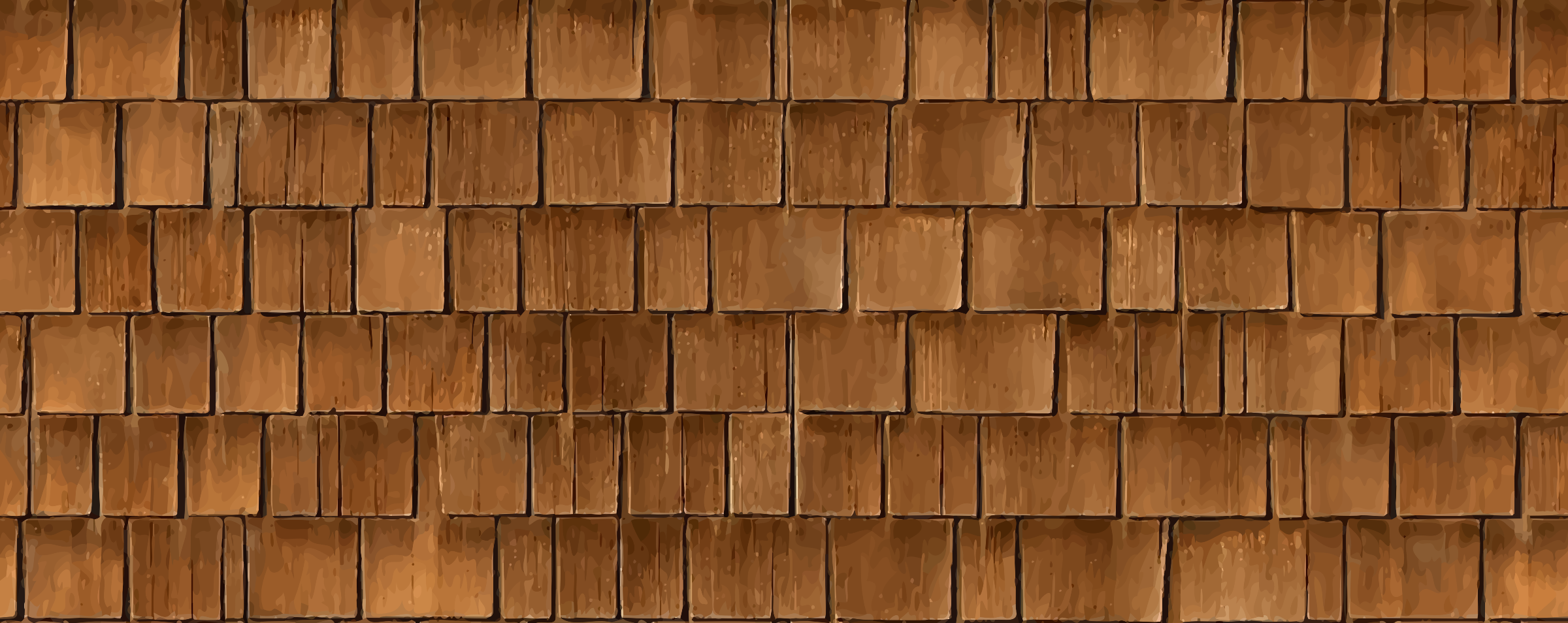 Wood Shingles Clipart Clipground