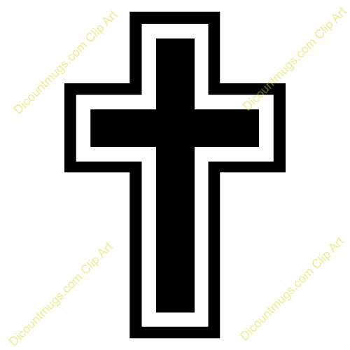 63+ Cross Outline Clip Art.