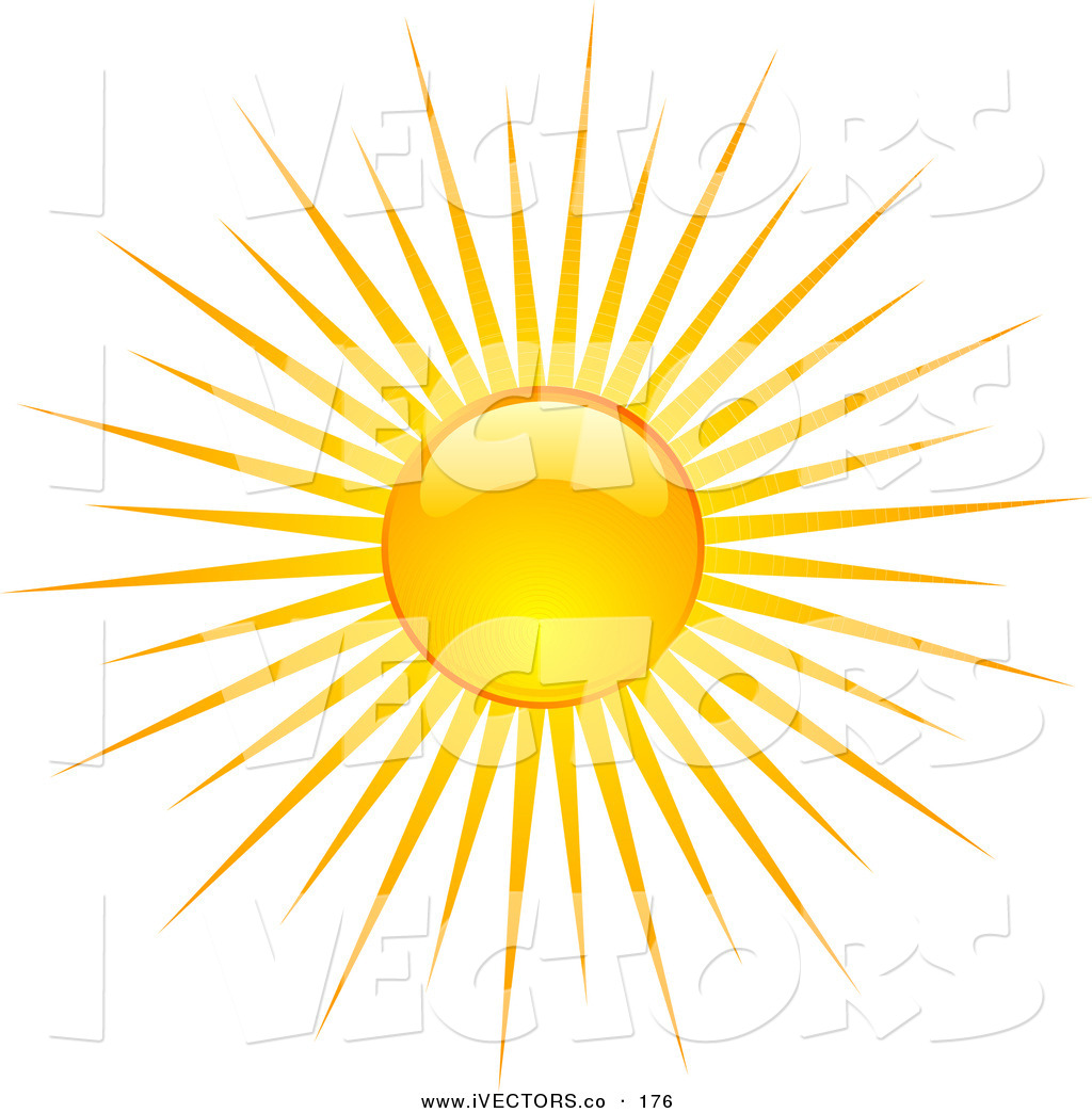 Royalty Free Stock Vector Designs of Sun Icons.