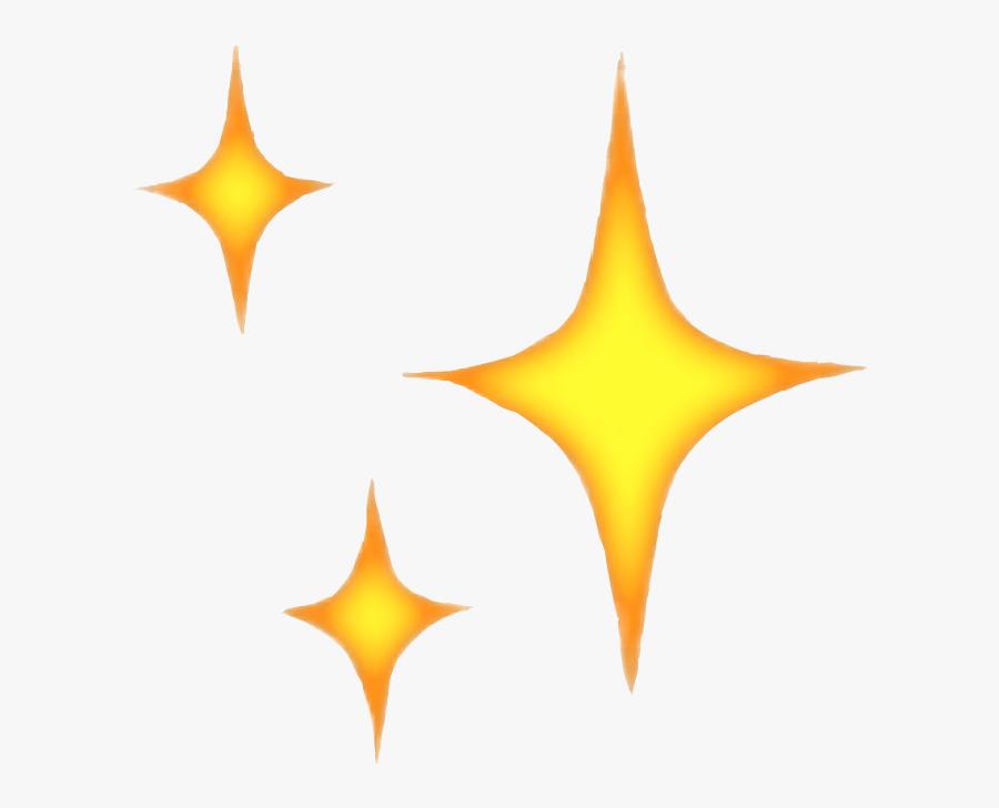 Transparent Star Shine Png.