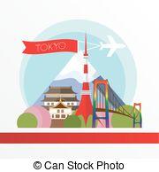 Shinjuku Vector Clipart Illustrations. 3 Shinjuku clip art vector.