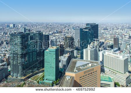 Shinjuku.