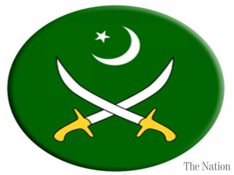 Army links talks to Taliban disarming.