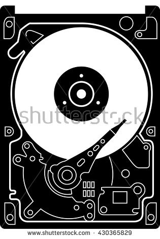Disk Space Stock Photos, Royalty.