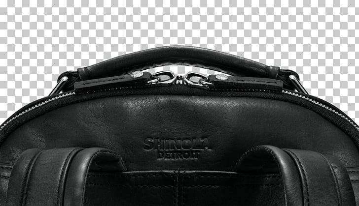 Detroit Shinola Runwell Backpack Leather, backpack PNG.