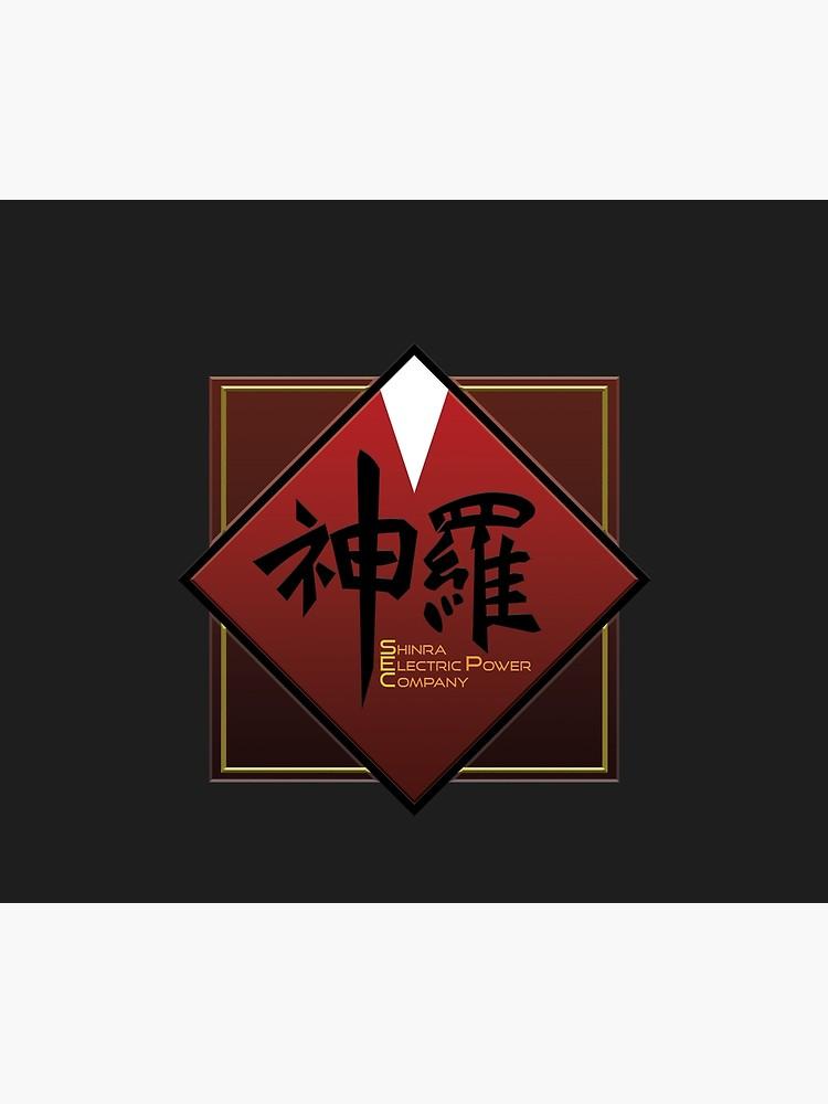Shinra Electric Power Company Final Fantasy 7 神羅.