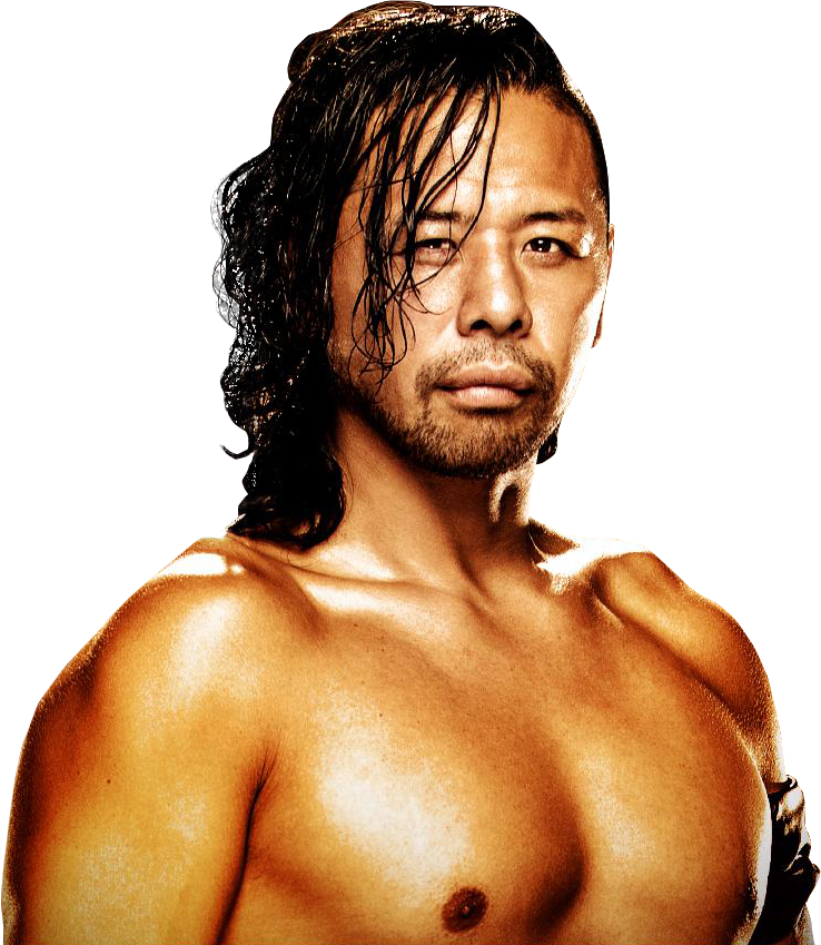 Shinsuke Nakamura PNG Images Transparent Free Download.