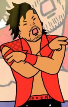 Shinsuke Nakamura (Tanahashi Hiroshi X Mameshiba Pro Wrestling.