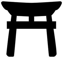Japanese Shinto Free Clip Art.