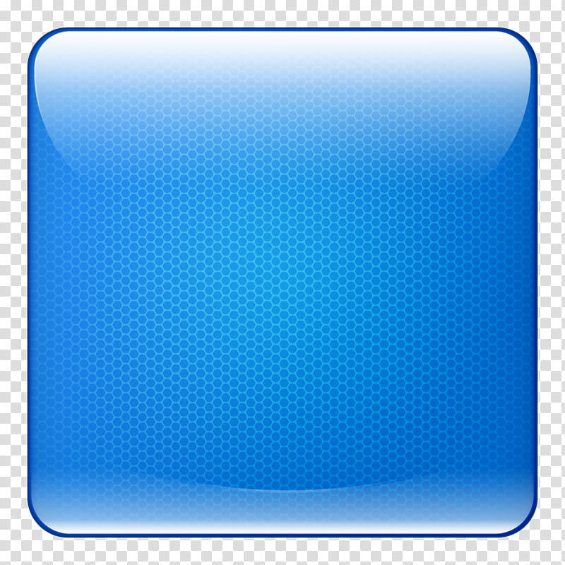 Shiny Buttons, blue frame transparent background PNG clipart.