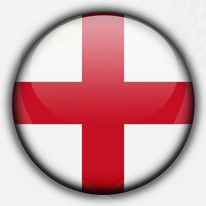 Shiny button flag.