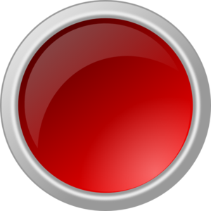 Glossy Red Button Clip Art at Clker.com.
