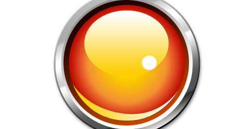 14 Glass Button Icon.png Free Images.