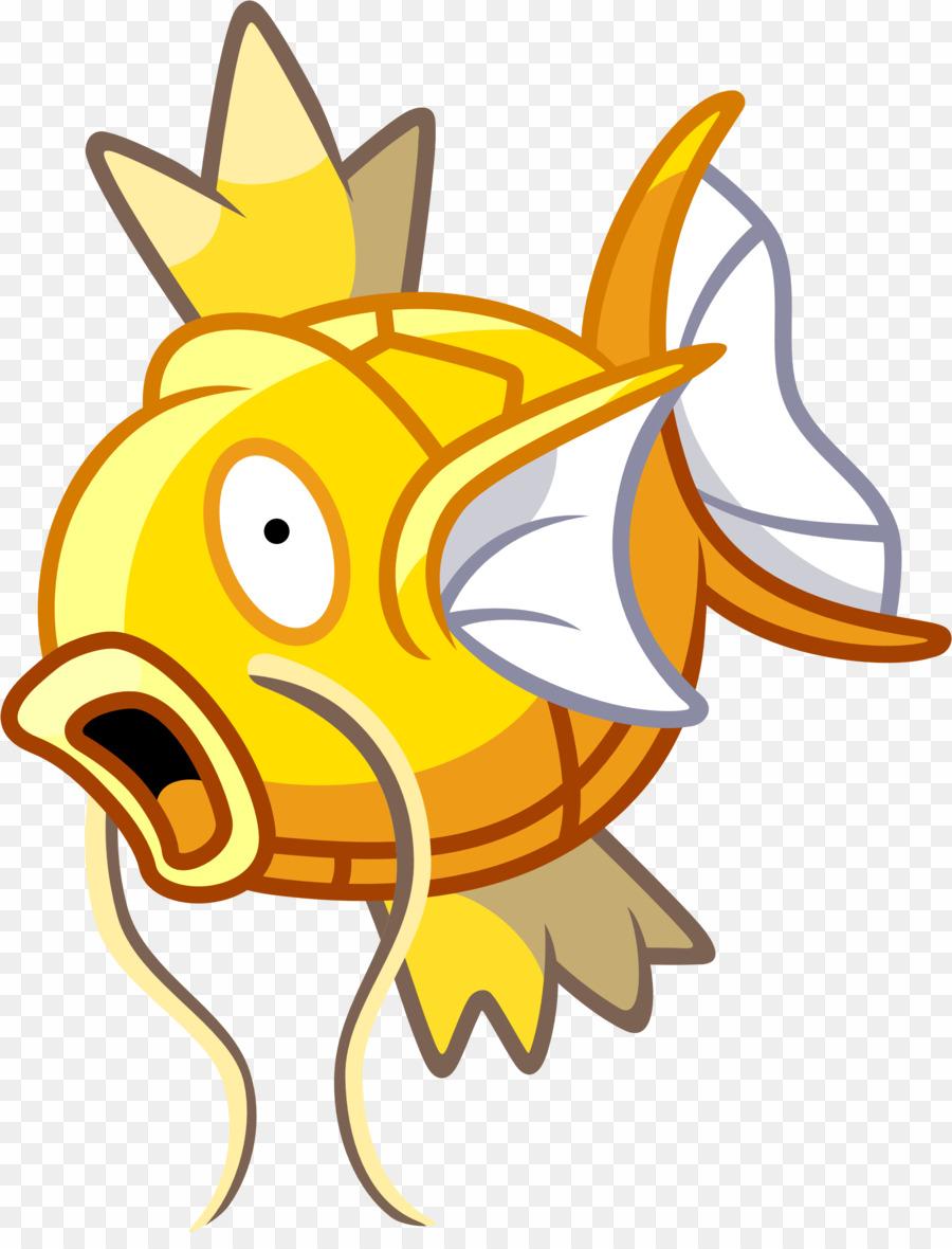 Shiny Magikarp PNG Pokémon Go Magikarp Clipart download.