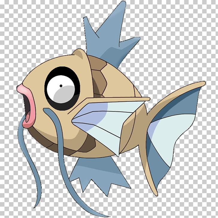 Pokémon: Magikarp Jump Feebas Gyarados, shiny magikarp PNG.