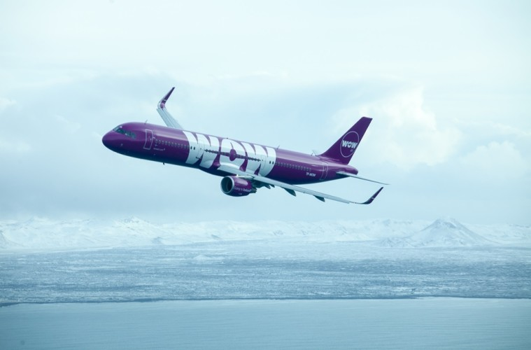 WOW air: TF.