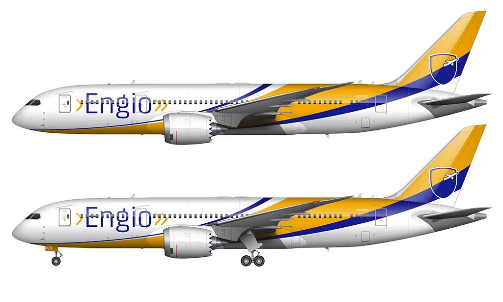 airliner art.