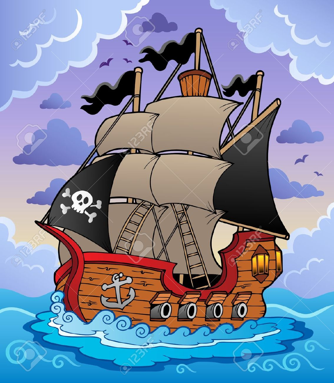 30,440 Pirate Stock Vector Illustration And Royalty Free Pirate.