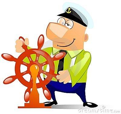 Ship captain clipart 5 » Clipart Portal.