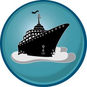 Free Free Cruise Ship Clip Art Image 0515.