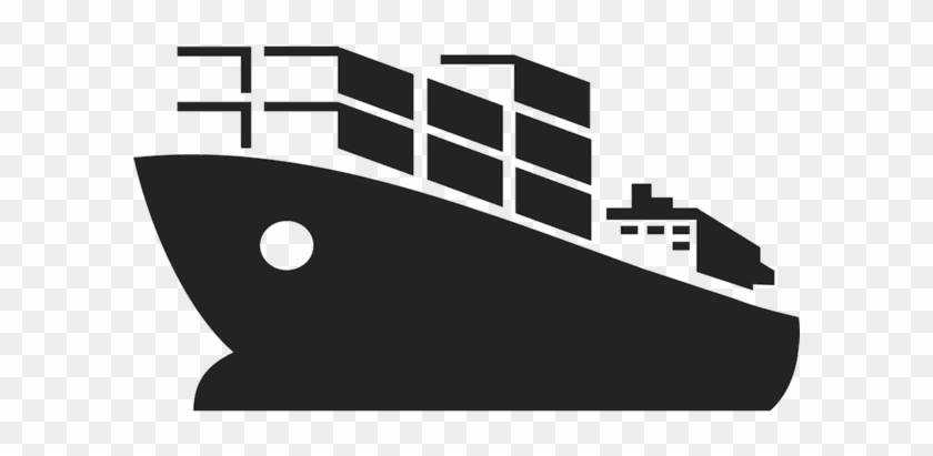 Export Ship Icon.