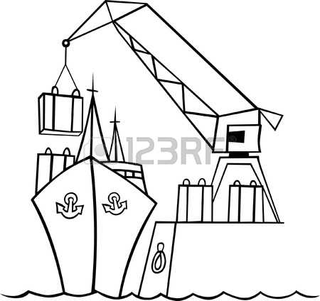 20,182 Cargo Ship Cliparts, Stock Vector And Royalty Free Cargo.