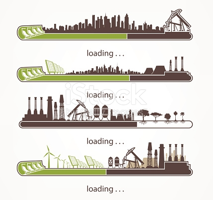 Set Icon Download From Mills And Factories Against Renewable.