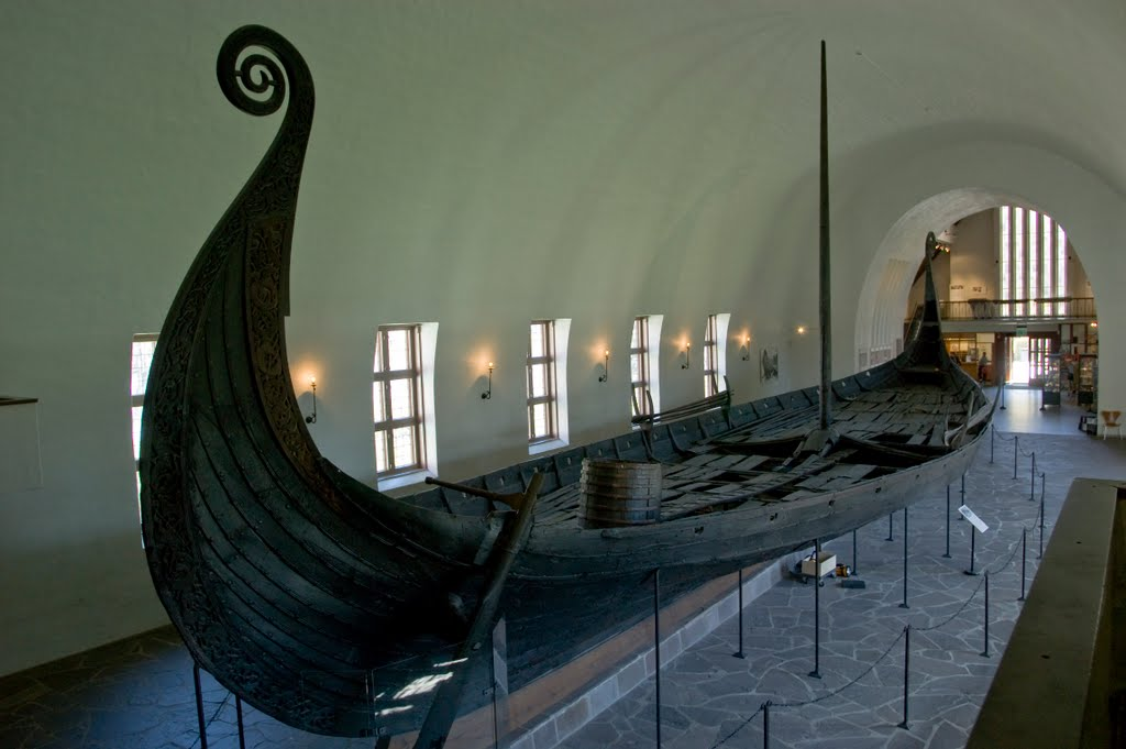 Viking Ship image tips.
