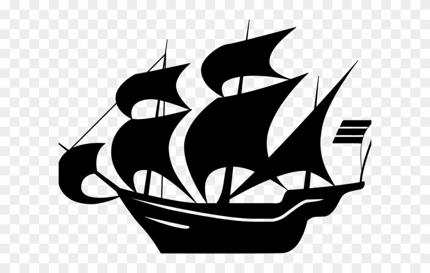 Sailing Ship Clipart Cloud.