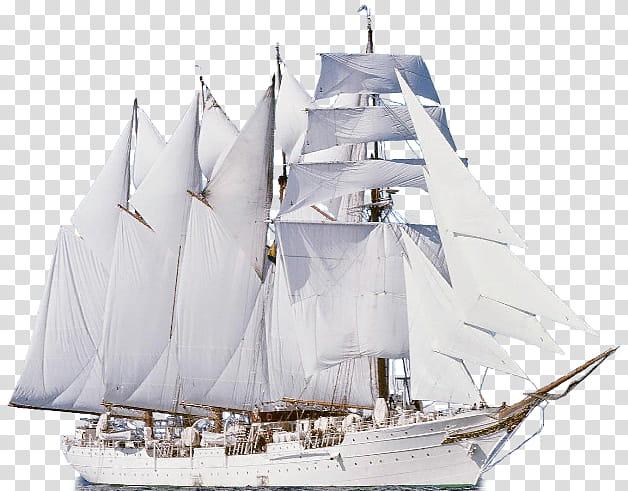 Boat Cartoon, Ship, Sailing Ship, Sailboat, Rigging.