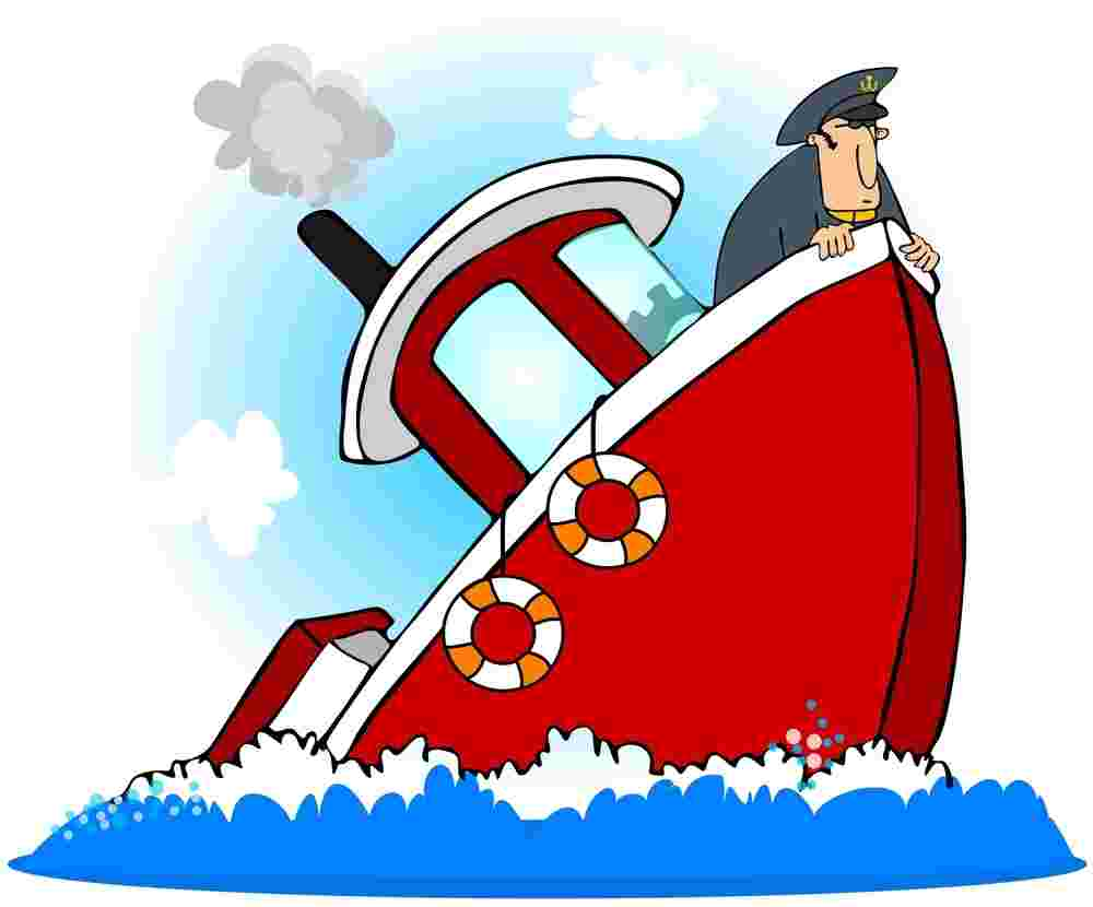 Free Cliparts: Sinking Ship Animated Clipart Fun.