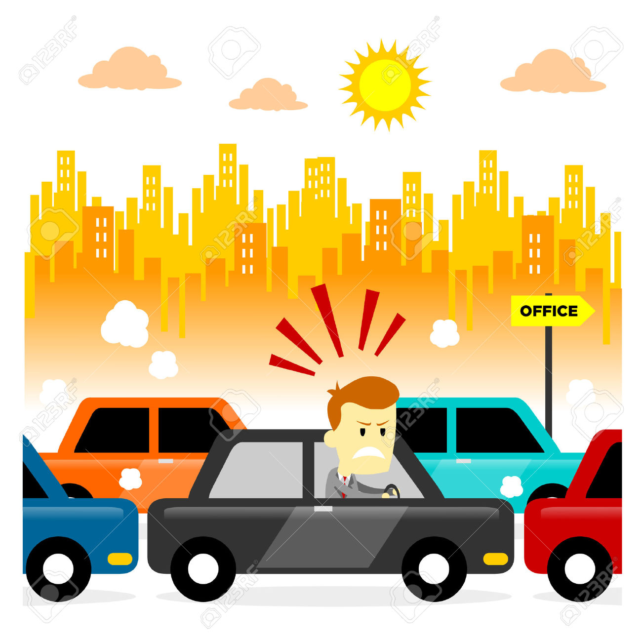 12,368 Traffic Style Stock Vector Illustration And Royalty Free.