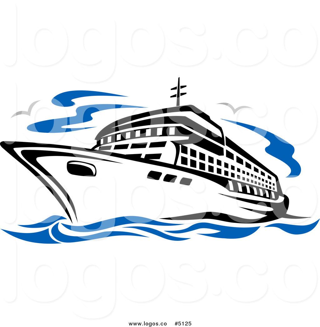 Ship logo clipart.