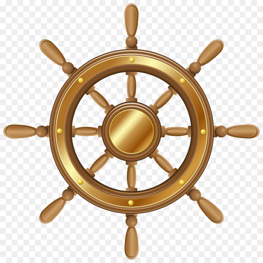 Ship Steering Wheel Background png download.