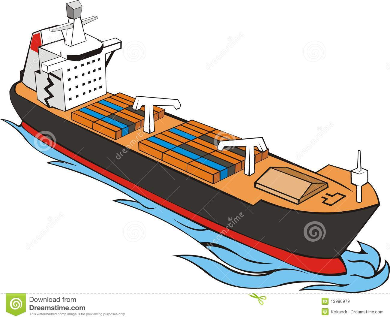 Shipbuilding Stock Illustrations.