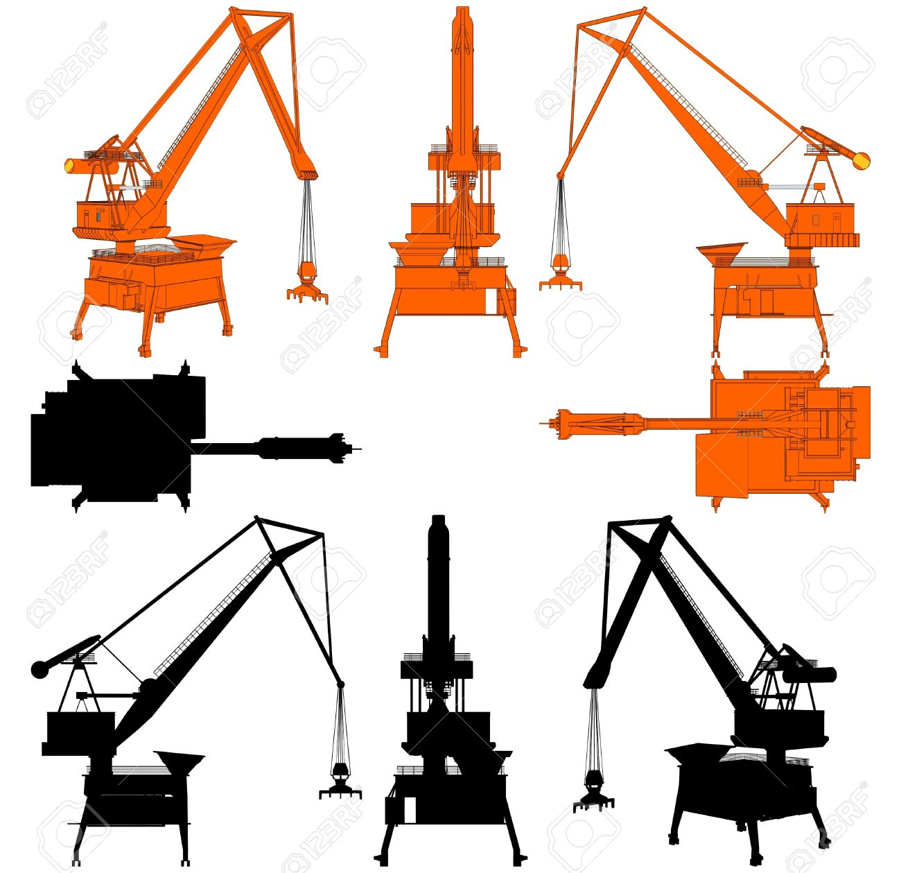 398 Shipyard Stock Vector Illustration And Royalty Free Shipyard.