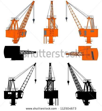 Shipyard Stock Vectors, Images & Vector Art.