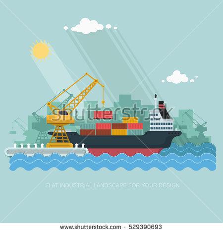 Shipbuilding Stock Vectors, Images & Vector Art.