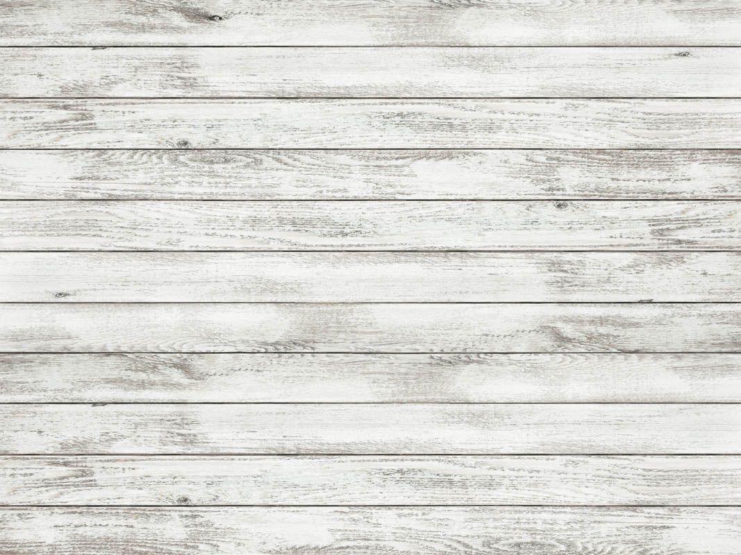 White Wash Wood Background.
